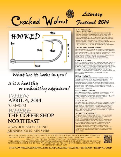 CW festival Flyer_Hooked
